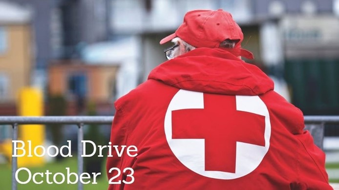 Blood Drive - October 23