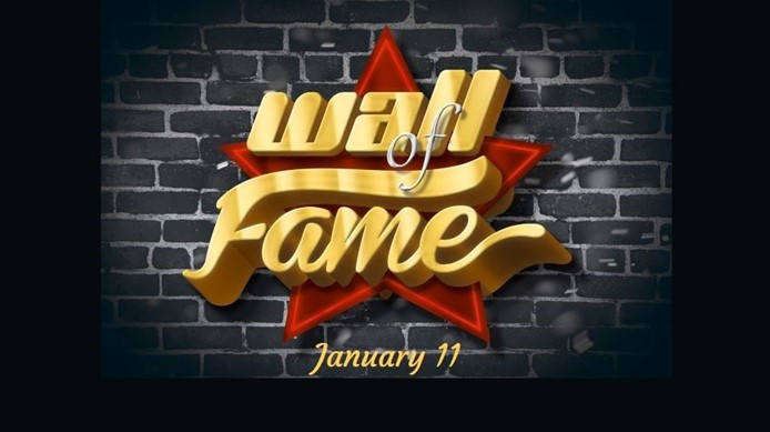 Wall of Fame - Jan 11