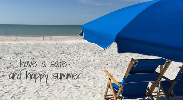 Have a safe summer