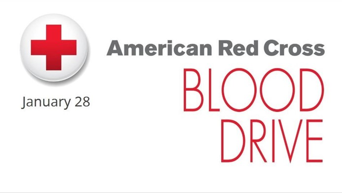 NHS Blood Drive - January 28