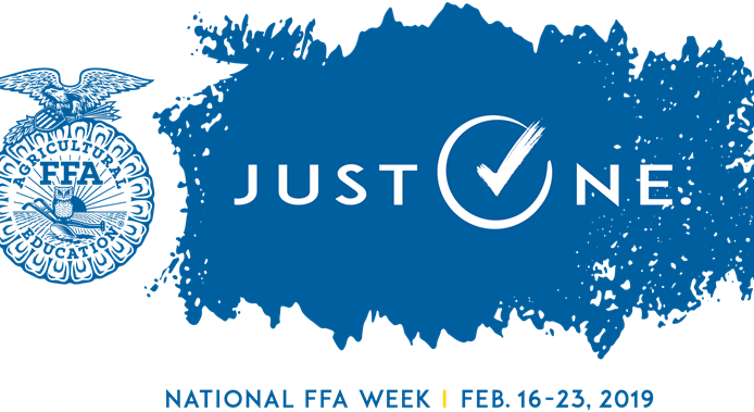 National FFA Week