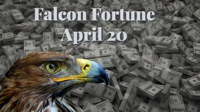 Falcon Fortune - April 20