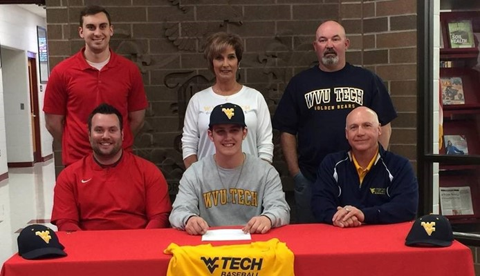 Luke Lindamood Signs with WVU Tech